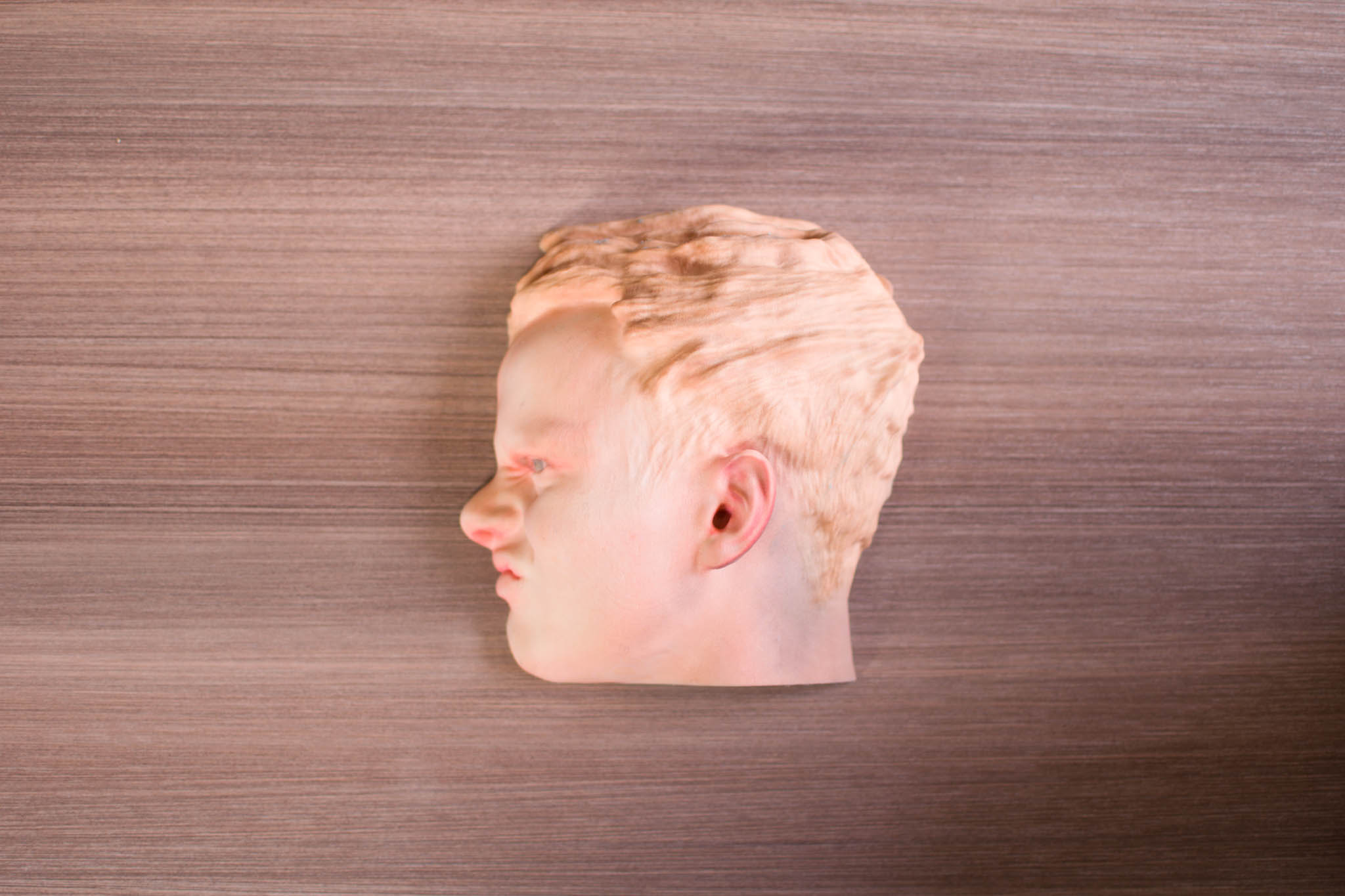 Billy 3D Portrait