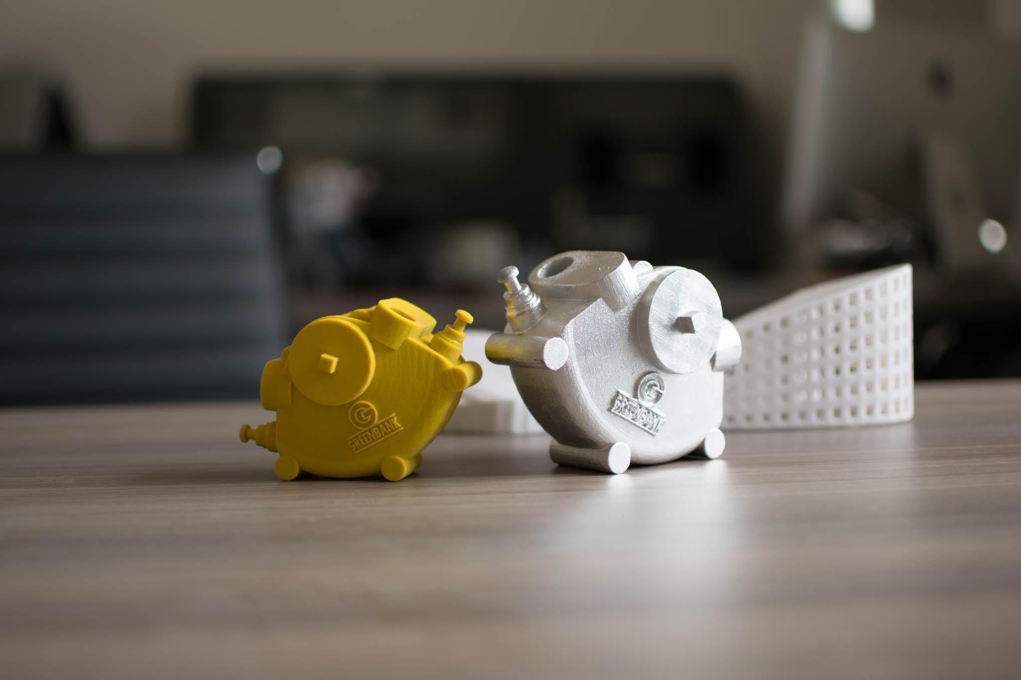 3D Printed Engineering Parts