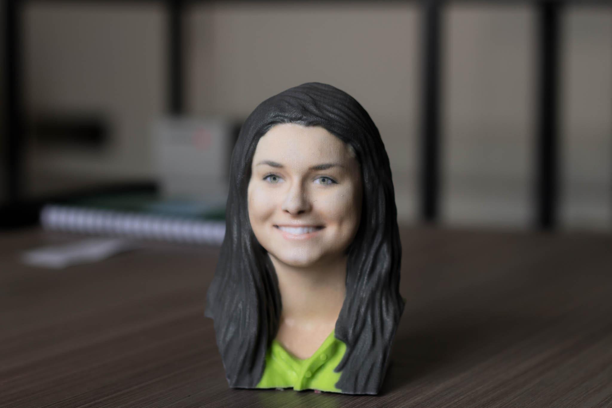 3D Ellie Bust
