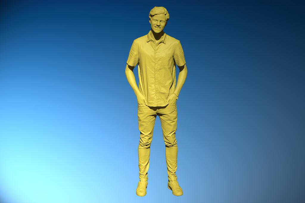 Florian Macek Digital Sculpt