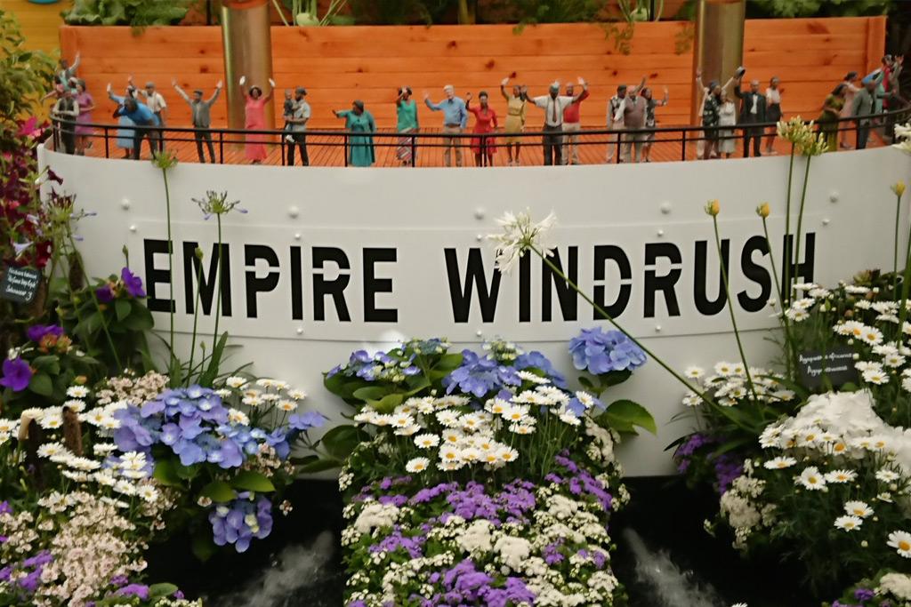 Windrush Garden - Chelsea Flower Show