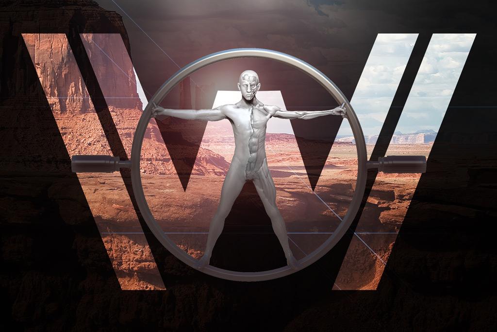 Westworld 3D Scan & Digital Art